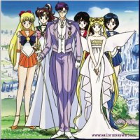 Персонажи в аниме ♥♥♥ сейлормун